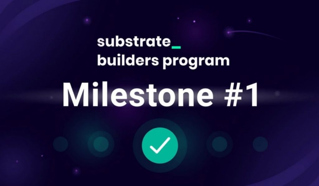 Pontem Network Achieves Milestone #1 Of Parity's Substrate Builder's Grant Program