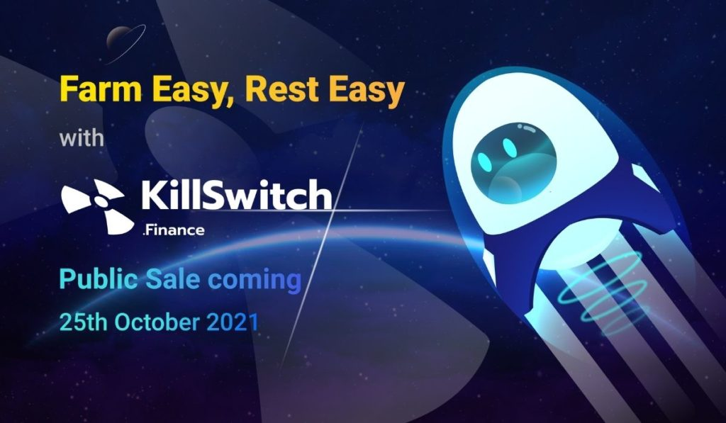"""Soon to launch - """"KillSwitch"""" a new DeFi project introduces themselves to mass with ILO"""